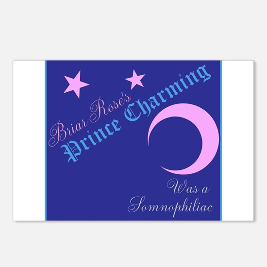 Briar Roses Prince Charming Was a Somnophiliac Pos