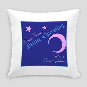Briar Roses Prince Somnophiliac Everyday Pillow
