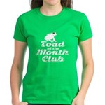 Toad Of The Month Women's T-Shirt