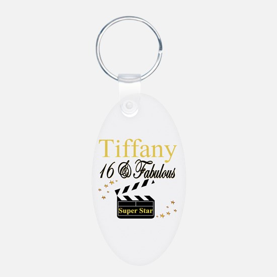 FABULOUS 16TH Keychains
