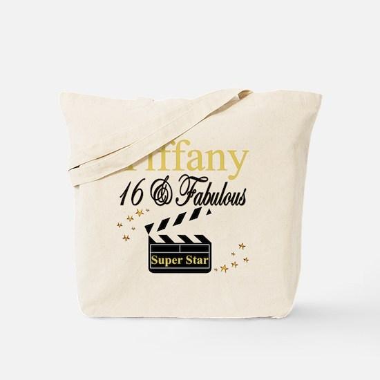 FABULOUS 16TH Tote Bag