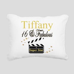 FABULOUS 16TH Rectangular Canvas Pillow