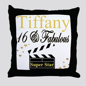 FABULOUS 16TH Throw Pillow