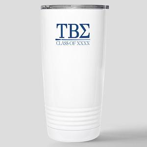 Tau Beta Sigma Class of Stainless Steel Travel Mug