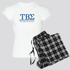 Tau Beta Sigma Class of XXX Women's Light Pajamas