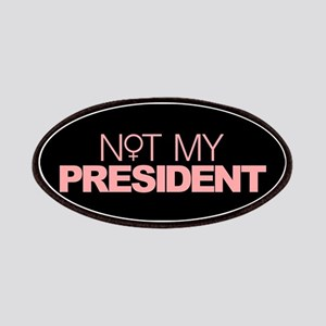 Not My President Women Patch