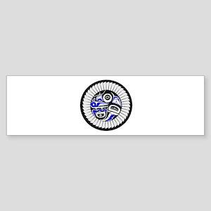 SACRED Bumper Sticker
