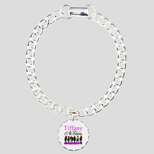 FABULOUS 16TH Charm Bracelet, One Charm
