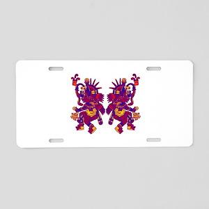 CEREMONY Aluminum License Plate