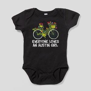 Austin Girl Baby Bodysuit