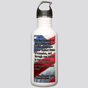 PRES45 TOTAL ALLEGIANC Stainless Water Bottle 1.0L