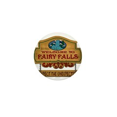 Welcome to Fairy Falls. Expect the Unexpected. Min