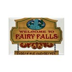 Welcome to Fairy Falls. Expect the Unexpected. Mag