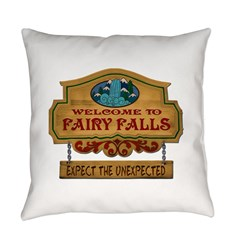 Welcome to Fairy Falls. Expect the Unexpected. Eve