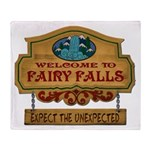 Welcome to Fairy Falls. Expect the Unexpected. Thr