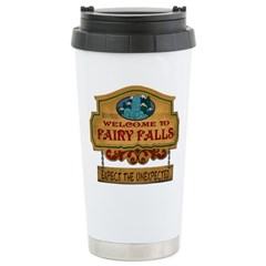 Welcome to Fairy Falls. Expect the Unexpected. Tra