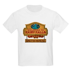 Welcome to Fairy Falls. Expect the Unexpected. T-S