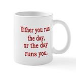 Run the Day Mug