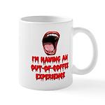 Out of Coffee Mug