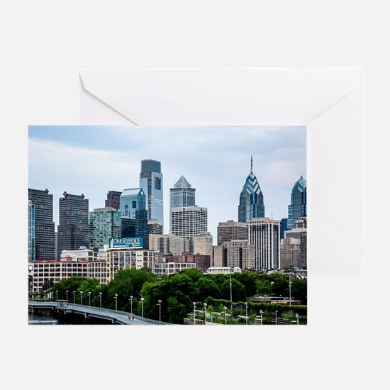 Cute Philly Greeting Card