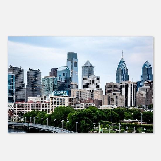 Unique Phillies Postcards (Package of 8)