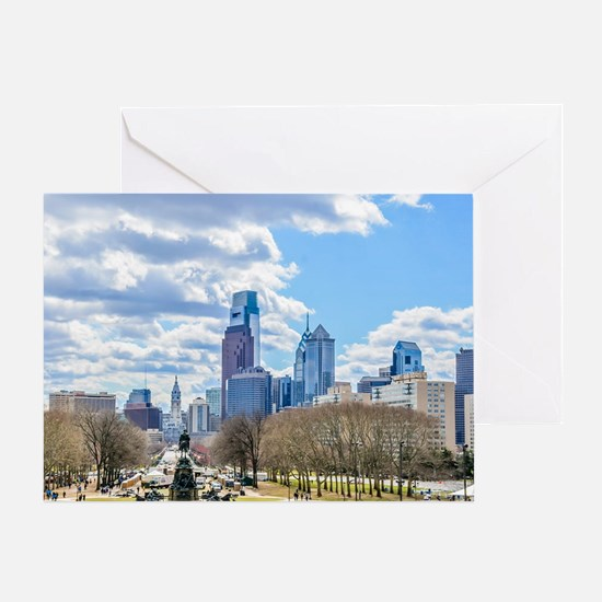 Cool Phillies Greeting Card