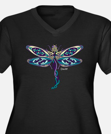 Dragonfly 1 Plus Size T-Shirt