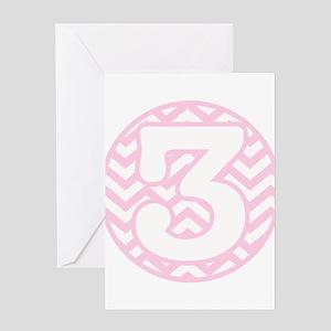 3rd Birthday Greeting Cards