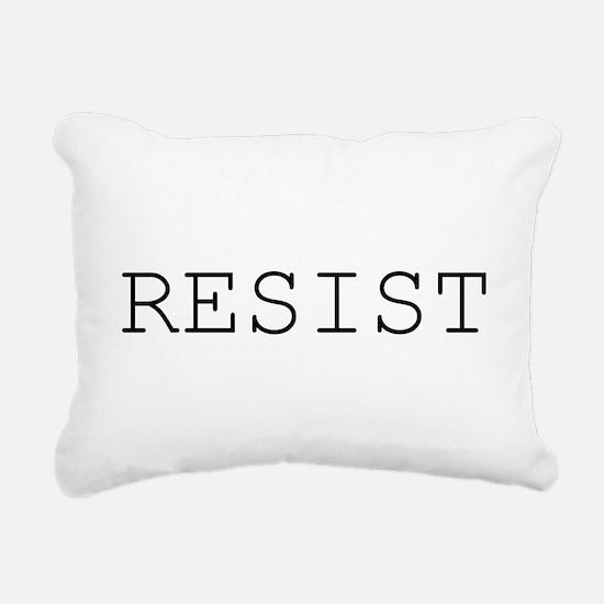 Unique Political Rectangular Canvas Pillow