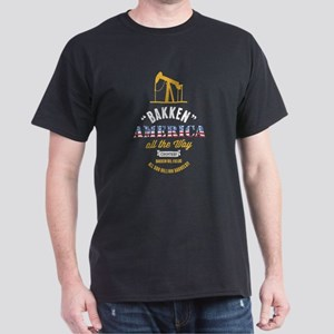 Bakken Oil Dark T-Shirt
