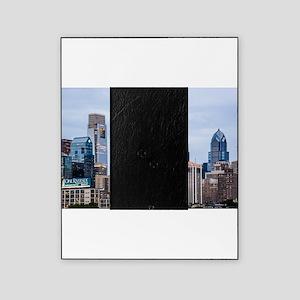 Philadelphia cityscape skyline view Picture Frame