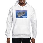 Freedom Ship -City at Sea Sweatshirt