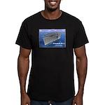 Freedom Ship -City at Sea T-Shirt