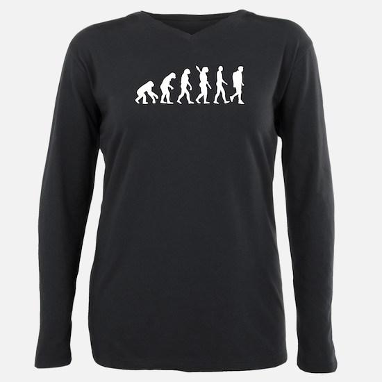 Evolution Hiking trekking T-Shirt