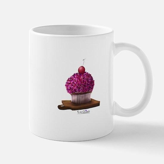 Love Cupcake Mugs