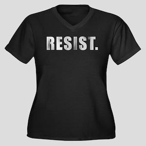 RESIST. Plus Size T-Shirt