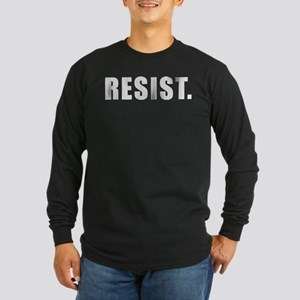 RESIST. Long Sleeve T-Shirt