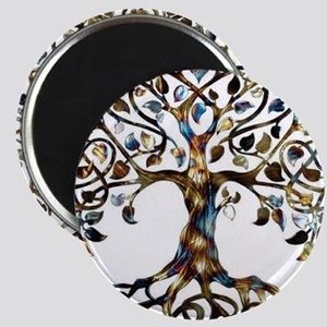 Brown_Tree_Of_Life Magnets