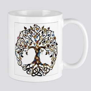 Brown_Tree_Of_Life Mugs