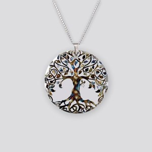 Brown_Tree_Of_Life Necklace