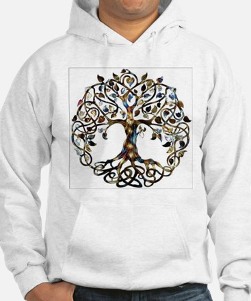 Brown_Tree_Of_Life Sweatshirt
