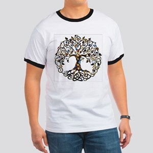 Brown_Tree_Of_Life T-Shirt