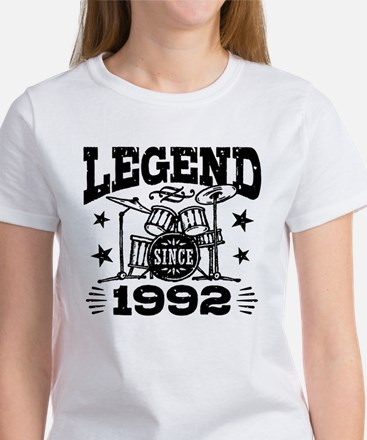 Legend Since 1992 Women's T-Shirt