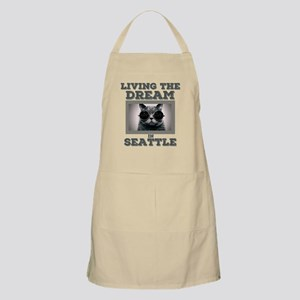 Living The Dream in Seattle Apron