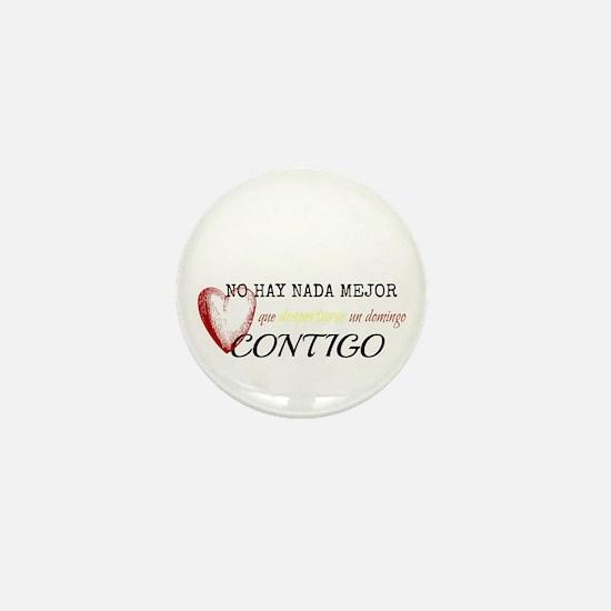 Cute Amor Mini Button