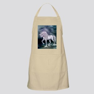 Wonderful unicorn on the beach Apron