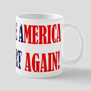 Make America Smart Again Mugs