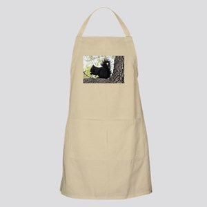 """Curious Squirrel"" Light Apron"
