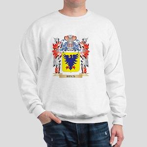Rous Coat of Arms - Family Crest Sweatshirt