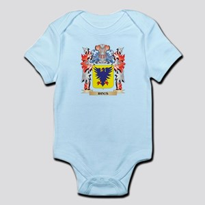 Rous Coat of Arms - Family Crest Body Suit